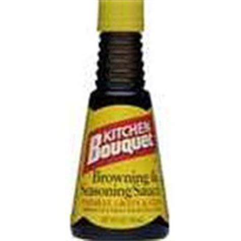 kitchen bouquet browning seasoning sauce calories