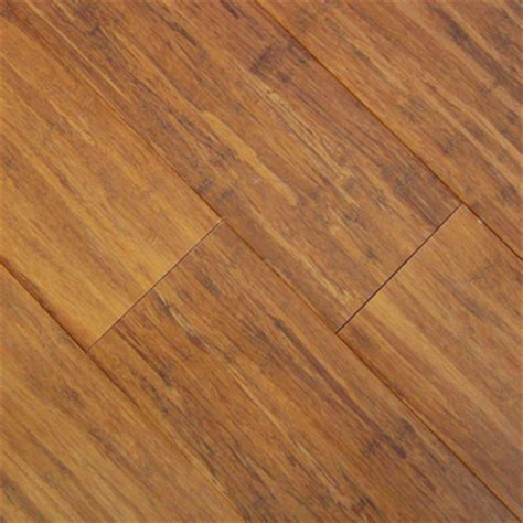 eco friendly flooring carbonized fibrestrand woven solid click lock floating