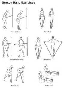Stretch band exercises on pinterest senior fitness band exercises