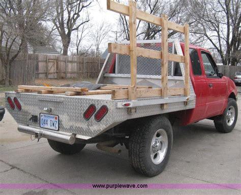flatbed ford ranger aluminum ford ranger flatbed