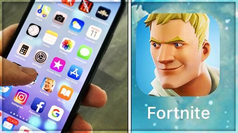 fortnite like on phone how to play fortnite on your phone working