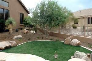 Backyard Desert Landscaping Ideas Backyard Landscaping Ideas For Relaxing And Mind At Home
