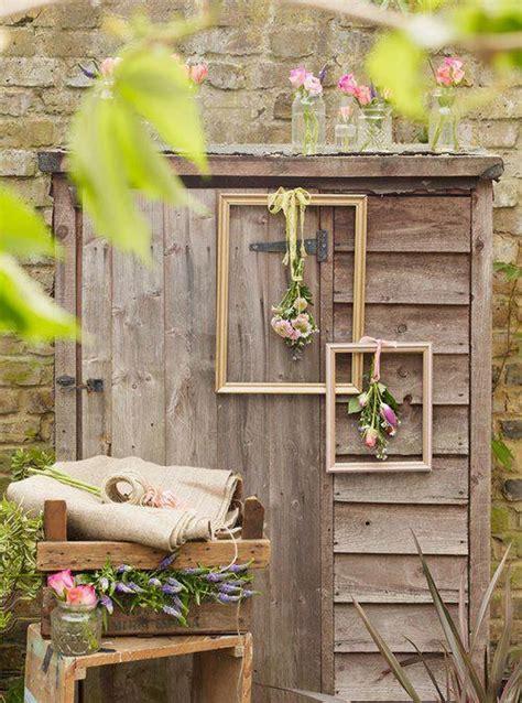 Doing The Garden In Style by Come Arredare Un Giardino Tutto Shabby Style La Figurina