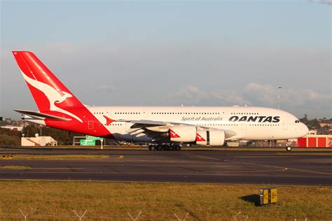 Qantas A380 - Hotel Management