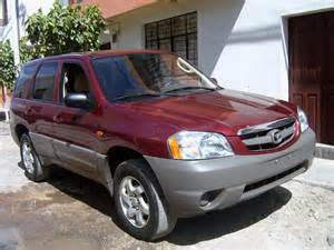 mazda tribute vs ford escape