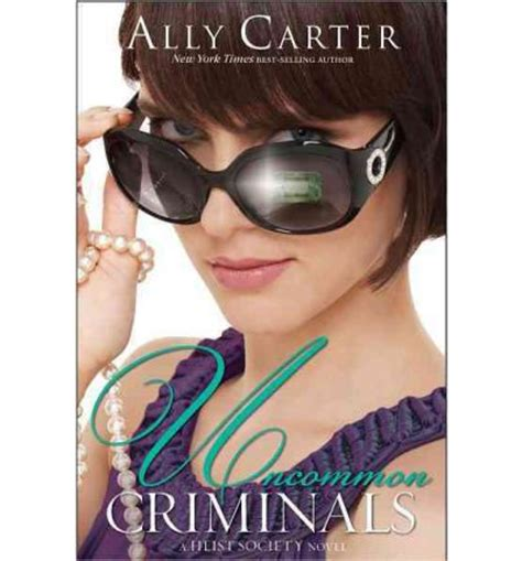 heist society kate adventure series books uncommon criminals ally 9781423147954