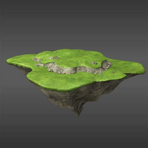 fbx floating island