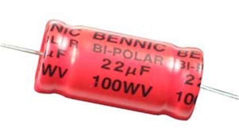 22uf 100v ceramic capacitor c22unonpolar 22uf 100v non polarised crossover capacitor technical data