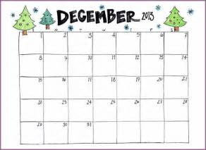 december printable calendar designproposalexample com