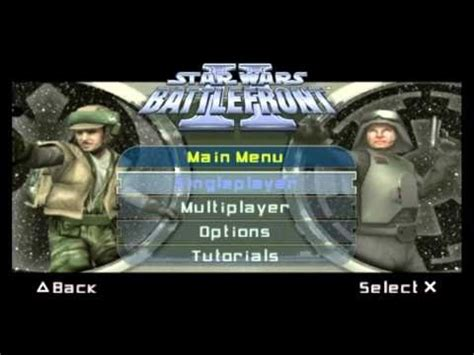 Umd Psp Lego Wars Ii 2 wars battlefront 2 ps vita gameplay