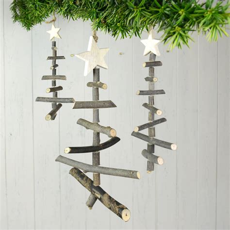 twig christmas tree by home glory notonthehighstreet com