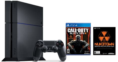 playstation 4 console bundles ps4 gets another call of duty black ops 3 bundle for 350