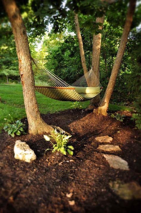 heavenly outdoor hammock ideas making    summer