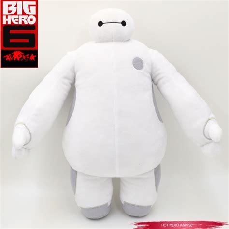 Boneka Baymax Big 6 Size 80 Cm disney baymax robot plush soft toys 38cm white