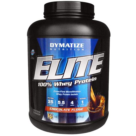 Whey Protein Dymatize dymatize nutrition elite whey protein isolate review