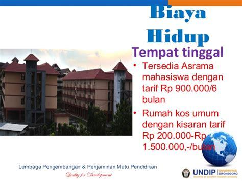 Bl 4 989 Profil Kota Semarang profil universitas diponegoro 2015