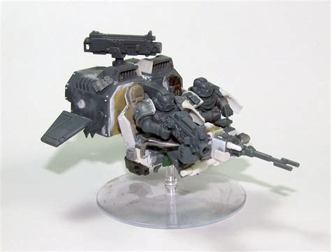 Storm Sofa by Project Pre Heresy Land Speeder Gravengames