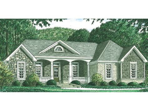 Houseplans And More Britton Hill Ranch Home Plan 025d 0013 House Plans And More Luxamcc