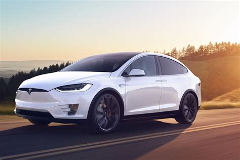 Tesla Modell X 2017 Tesla Model X Reviews And Rating Motor Trend