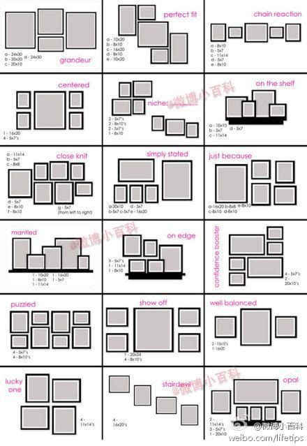 gallery wall layout 25 best ideas about decorating large walls on pinterest