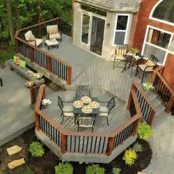 best 25 raised deck ideas on