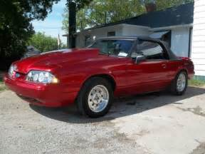 find used 1993 ford mustang lx convertible 2 door in