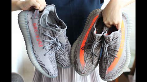 Yeezy Boost 350 V2 Beluga 1 0 Size 43 3 adidas yeezy boost 350 v2 quot beluga 2 0 quot vs quot beluga 1 0 quot hd review from aj23shoes