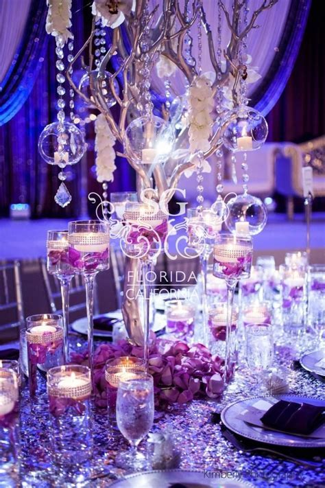 66 best Wedding Centerpieces images on Pinterest   Flower