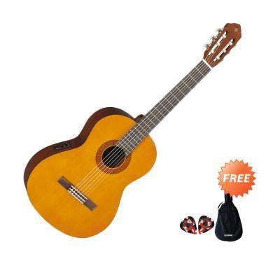 Gitar Akustik Elektrik 2 jual yamaha cx 40 gitar akustik elektrik free softcase 2 harga