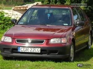 1996 honda civic car photo and specs