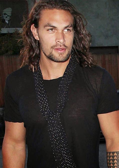 jason momoa hairstyles men hair styles collection
