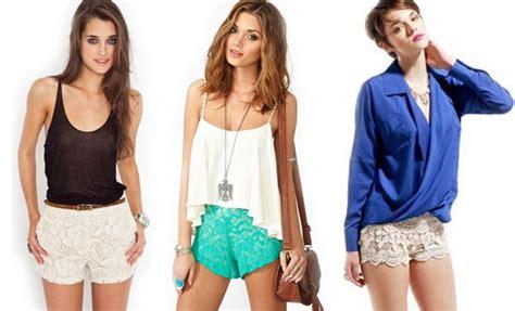 imagenes de shorts verdes c 243 mo combinar shorts