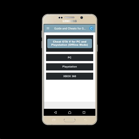 guide cheats  gta   ps xbox pc  android apk