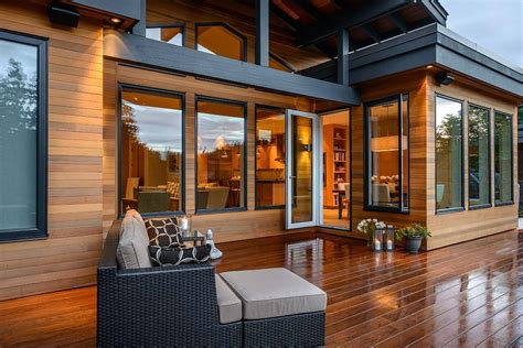 timeless west coast contemporary home   zen
