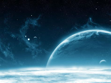 cosmos sci fi earth atmosphere moon plantets star sunlight hd sci fi wallpapers wallpaper cave