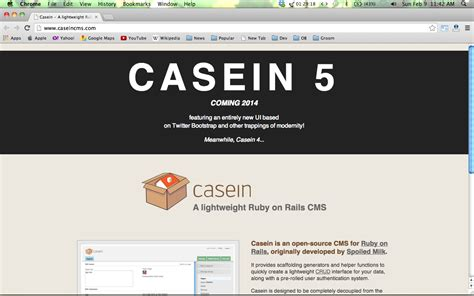best cms 2014 9 best ruby on rails content management systems cms