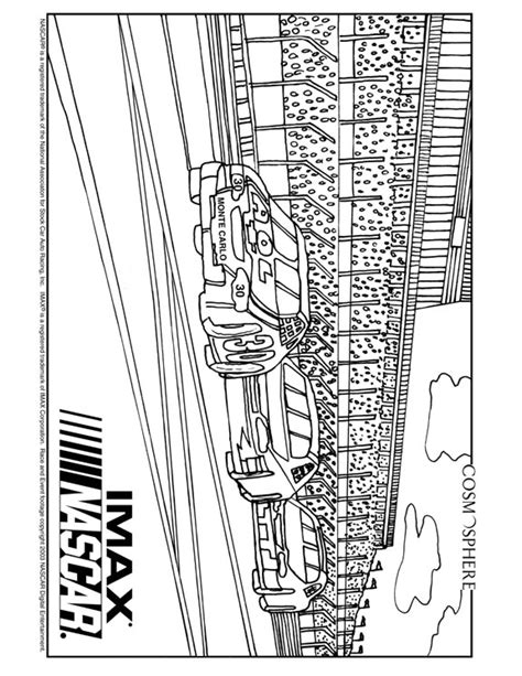coloring book review track by track nascar coloring page one