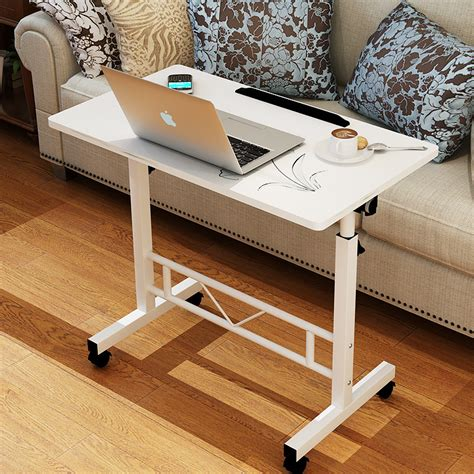 mobile laptop desk portable computer desk white portable computer desk