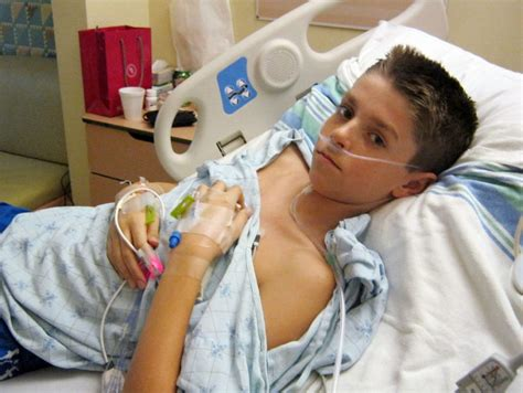 for sick children boy recalls terror as friend dangled from ski lift the