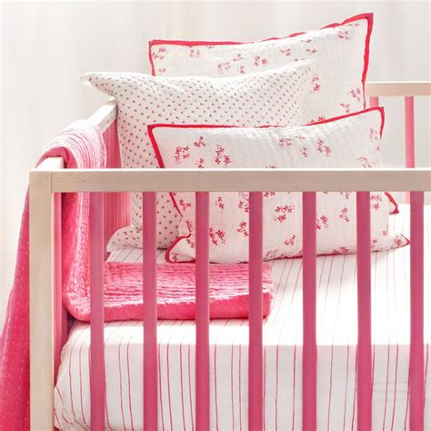 Pink Crib Quilt pretty with pink crib quilt by auggie