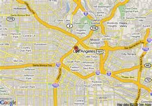 Comfort Inn In Los Angeles Map Of Millennium Biltmore Hotel Los Angeles