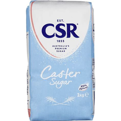 Caster Sugar Picture