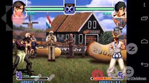 tiger arcade apk bios combos kof 2002 en tiger arcade android basicos