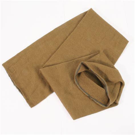 us army ww2 reproduction wool scarf vintage scarf ag896