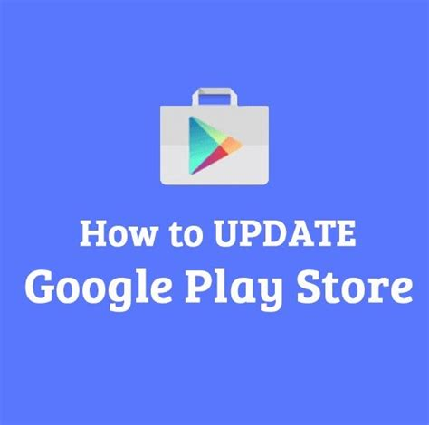 Play Store Update How To Update Play Store In Android Phone Otechworld
