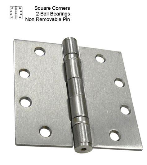 Commercial Door Hinges by 4 1 2 X 4 1 2 Commercial Door Hinge 2 Bearings And