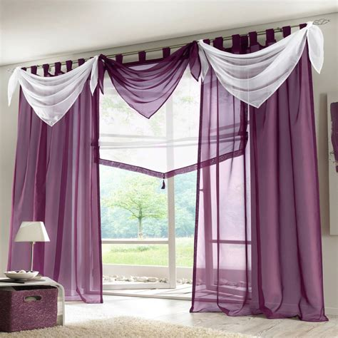 aliexpress com buy 2016 classic sheer curtains for aliexpress com buy 2017 voile sheer ascot valance luxury