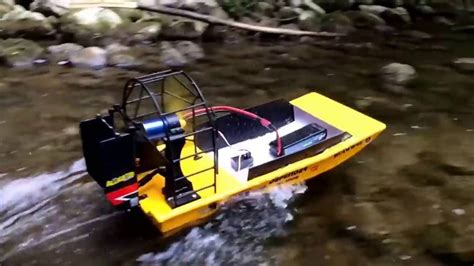boats r fun rc fan boat alligator tours upgraded youtube