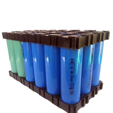 Skun Scun Y 8 6 100pcs aliexpress buy 100pcs lot plastic 18650 battery holder bracket cylindrical 18650 cell