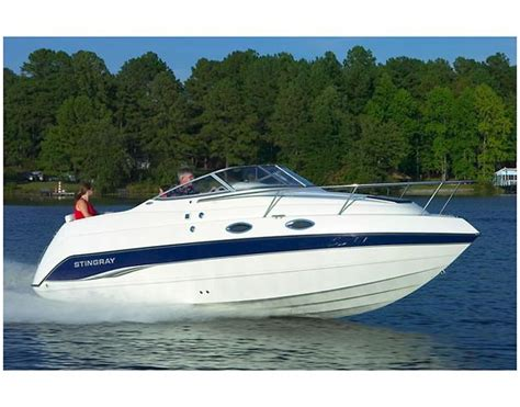 stingray boats manufacturer used stingray 240 cs boats for sale boats